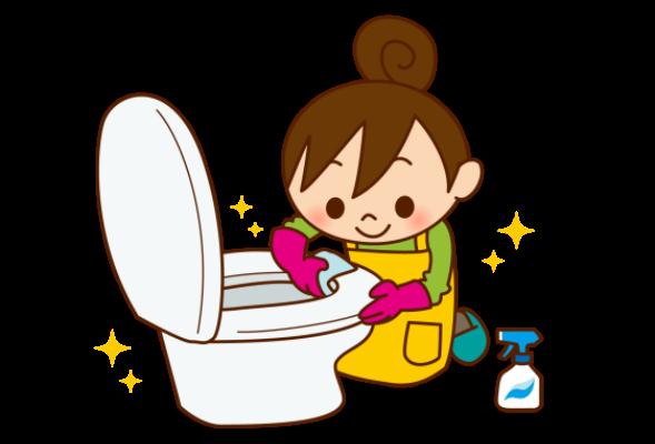 トイレの便器の汚れが気になる時の簡単な落とし方!グッズも便利♪
