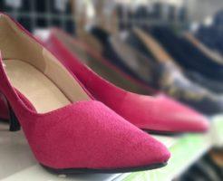 入学式の靴