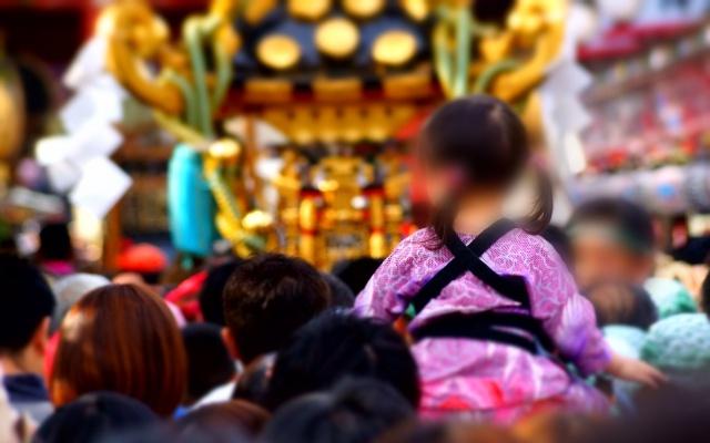 ふくろ祭りは池袋のど真ん中で神輿&よさこいが!見どころと日程♪