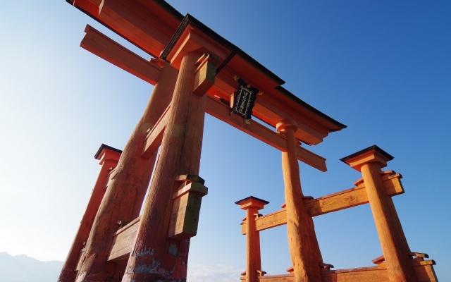 厳島神社の大鳥居は海でなぜ腐食しない?どうして海の中にあるか!?
