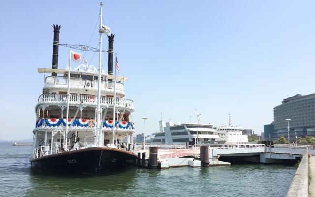 琵琶湖クルーズ船