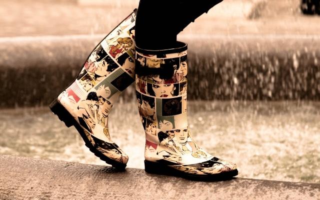 雨の日はレインブーツで出かけよう!軽いレディース用おすすめ5選♪
