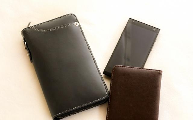 男性用財布