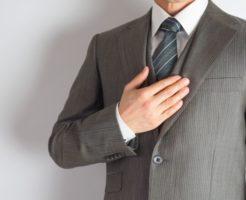 スーツの衣替え