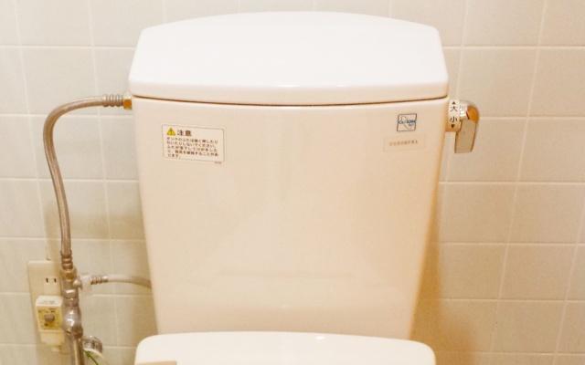 トイレの大掃除で忘れがちなタンクに注目!簡単な方法で綺麗にしちゃえ!