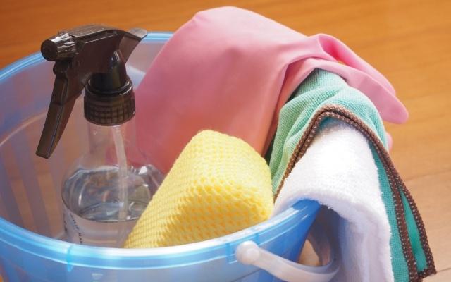 一人暮らしの大掃除は順番がポイント!1日で済ますコツで簡単に!?
