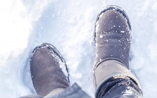 雪の日に靴のすべり止めの代用にするならオススメはこれ♪