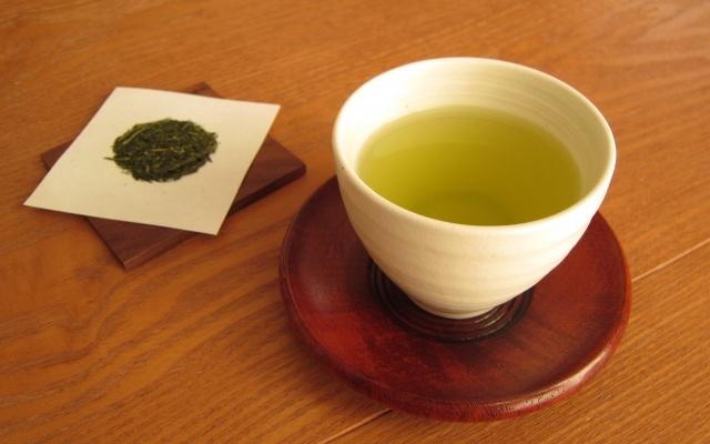 花粉に緑茶